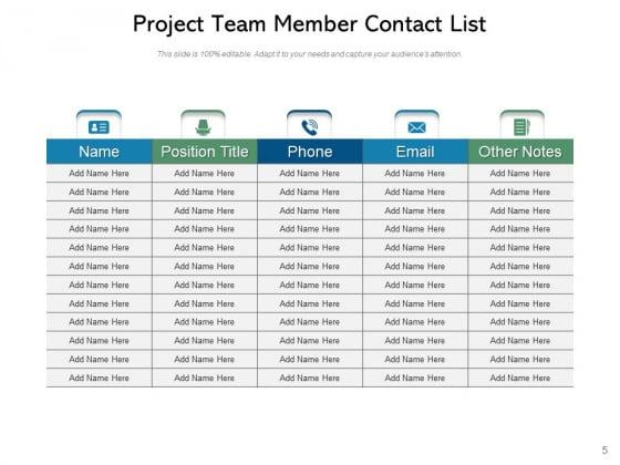 Colleague_List_Project_Infographic_Ppt_PowerPoint_Presentation_Complete_Deck_Slide_5