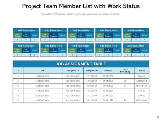 Colleague_List_Project_Infographic_Ppt_PowerPoint_Presentation_Complete_Deck_Slide_6