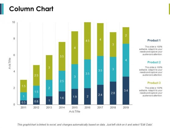 Column Chart And Graph Ppt PowerPoint Presentation File Introduction