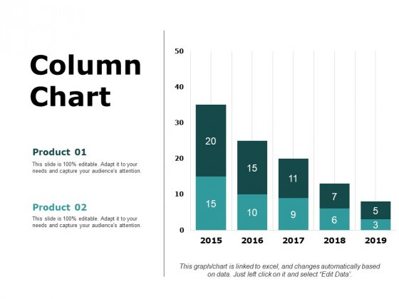 Column Chart Finance Marketing Ppt PowerPoint Presentation Model Example Introduction