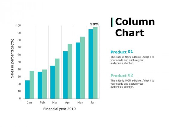 Column Chart Marketing Strategy Ppt PowerPoint Presentation Layouts Slide Portrait