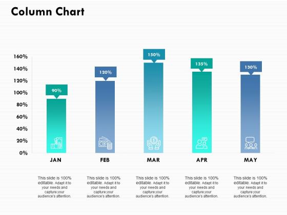 Column Chart Ppt PowerPoint Presentation Ideas Example