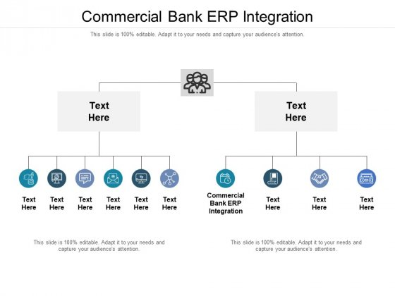 Commercial Bank ERP Integration Ppt PowerPoint Presentation Show Icon Cpb Pdf