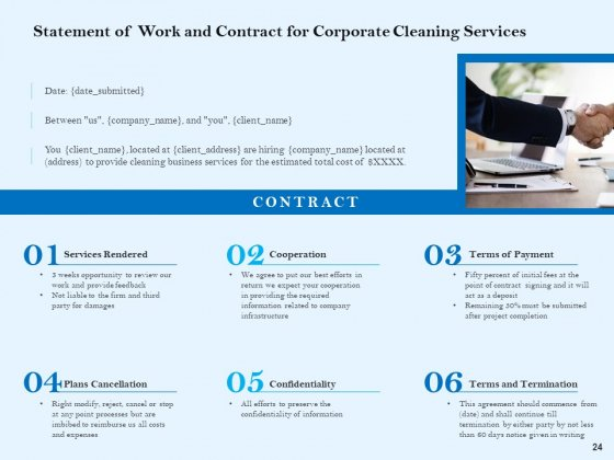 Commercial_Cleaning_Services_Proposal_Ppt_PowerPoint_Presentation_Complete_Deck_With_Slides_Slide_24
