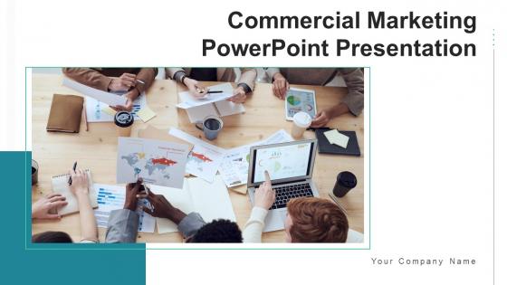Commercial Marketing PowerPoint Presentation Service Ppt PowerPoint Presentation Complete Deck With Slides