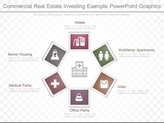 Commercial Real Estate Investing Example Powerpoint Graphics