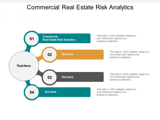 Commercial Real Estate Risk Analytics Ppt PowerPoint Presentation Outline Template Cpb