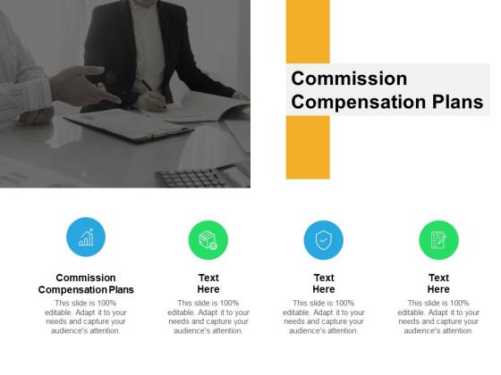 Commission Compensation Plans Ppt PowerPoint Presentation Model Master Slide Cpb Pdf