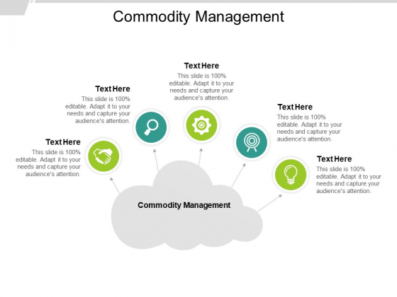 Commodity Management Ppt PowerPoint Presentation File Template Cpb