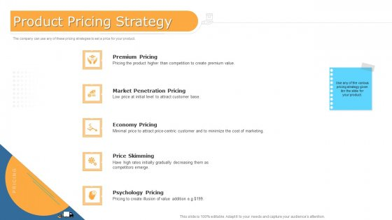 Commodity_Unique_Selling_Proposition_Product_Pricing_Strategy_Ideas_PDF_Slide_1