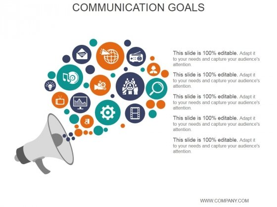 Communication Goals Ppt PowerPoint Presentation Example File