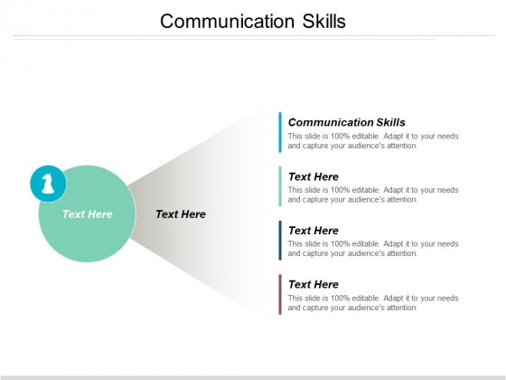 Communication Skills Ppt PowerPoint Presentation Pictures Background Image