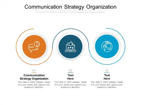 Communication Strategy Organization Ppt PowerPoint Presentation Infographic Template Vector Cpb