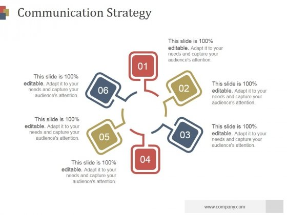 Communication Strategy Ppt PowerPoint Presentation Ideas