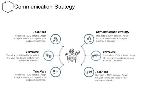 Communication Strategy Ppt Powerpoint Presentation Inspiration Sample Cpb