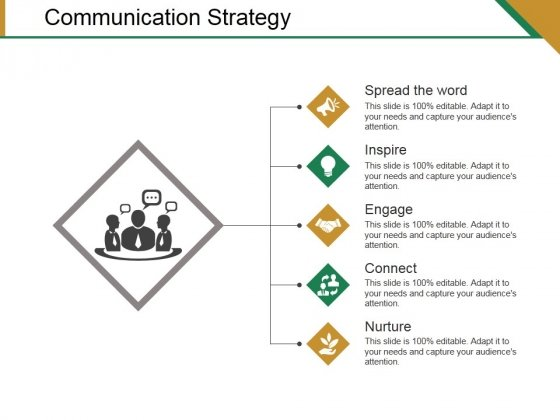 Communication Strategy Ppt PowerPoint Presentation Professional Aids