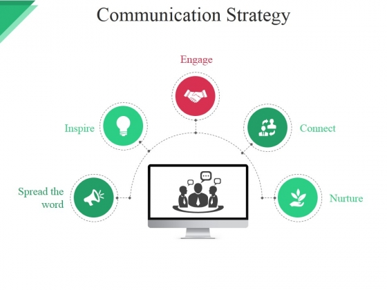 Communication Strategy Ppt PowerPoint Presentation Show Maker