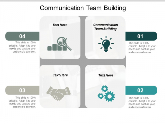 Communication Team Building Ppt PowerPoint Presentation Professional Graphics Pictures Cpb