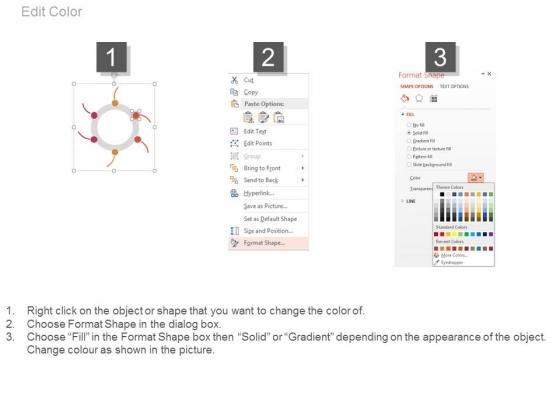 Communications_Strategy_Circle_Chart_Ppt_Slides_4
