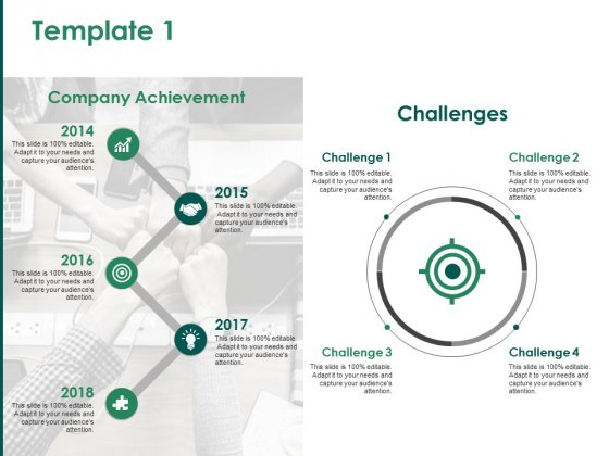 Company Achievement Ppt PowerPoint Presentation Gallery Designs