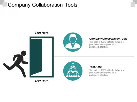 Company Collaboration Tools Ppt PowerPoint Presentation File Gridlines Cpb