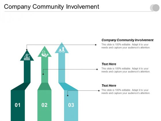 Company Community Involvement Ppt Powerpoint Presentation Infographic Template Slides Cpb