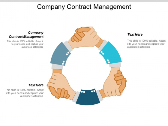 Company Contract Management Ppt PowerPoint Presentation Summary Layout Ideas
