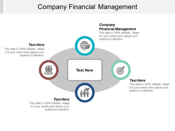 Company Financial Management Ppt PowerPoint Presentation Ideas Design Inspiration Cpb