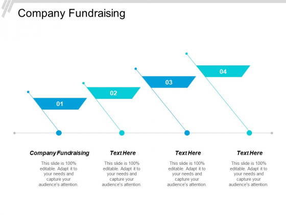 Company Fundraising Ppt PowerPoint Presentation Professional Good Cpb