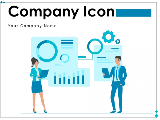 Company Icon Business Management Organization Ppt PowerPoint Presentation Complete Deck