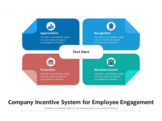 Company_Incentive_System_For_Employee_Engagement_Ppt_PowerPoint_Presentation_Icon_Professional_PDF_Slide_1
