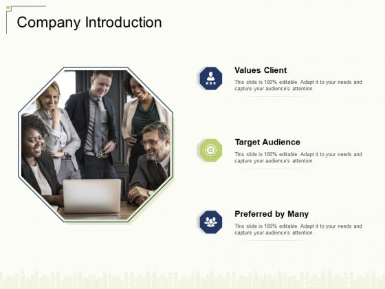 Company Introduction Ppt Layouts Designs Download PDF