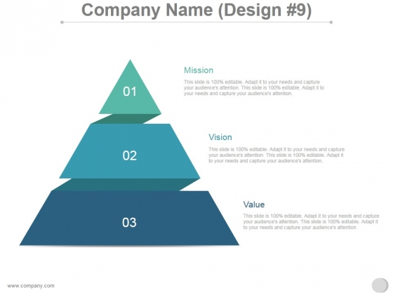 Company Name Design 9 Ppt PowerPoint Presentation Visual Aids