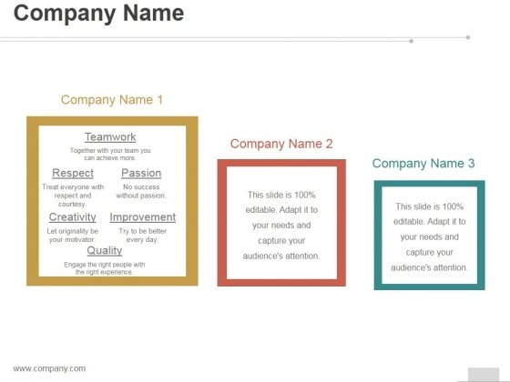 Company Name Template2 Ppt PowerPoint Presentation Backgrounds