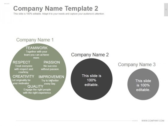 Company Name Template 2 Ppt PowerPoint Presentation Inspiration