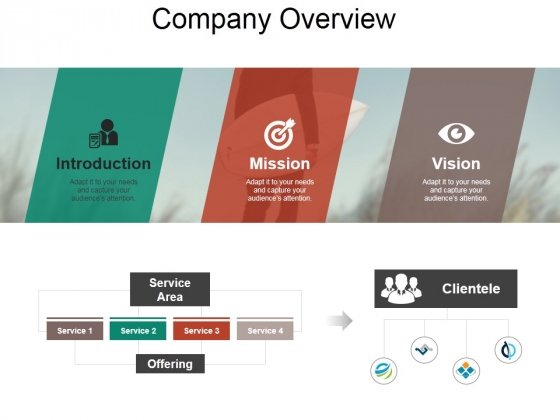 Company Overview Ppt PowerPoint Presentation Gallery Outfit