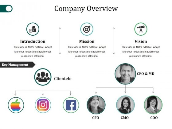 Company Overview Ppt PowerPoint Presentation Layouts Inspiration