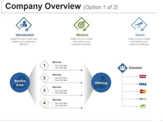 Company Overview Template 1 Ppt PowerPoint Presentation Layouts Designs Download