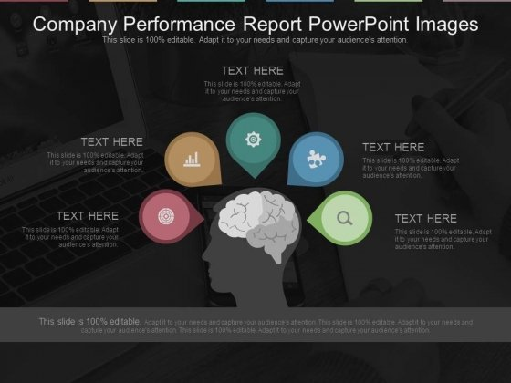 Company Performance Report Powerpoint Images