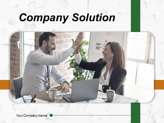 Company Solution Business Marketing Ppt PowerPoint Presentation Complete Deck