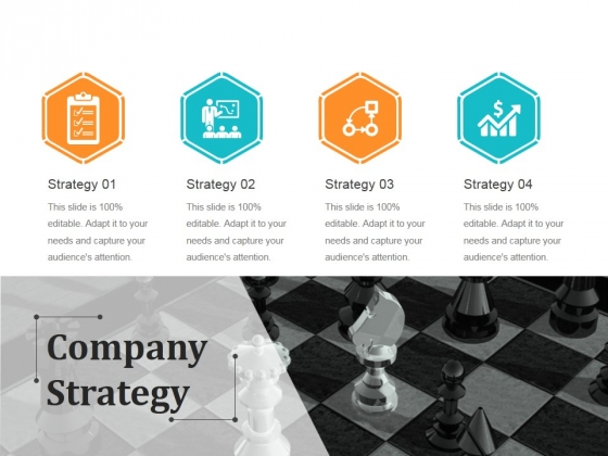 Company Strategy Ppt Powerpoint Presentation Ideas Objects