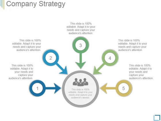Company Strategy Template 2 Ppt PowerPoint Presentation Influencers