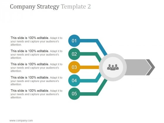 Company Strategy Template 2 Ppt PowerPoint Presentation Samples