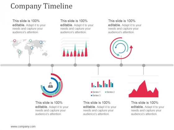 Company Timeline Ppt Powerpoint Presentation Icon Information