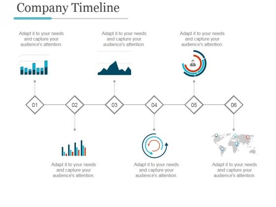 Company Timeline Ppt PowerPoint Presentation Microsoft