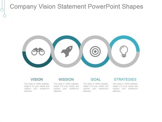 Company Vision Statement Ppt Powerpoint Presentation Background