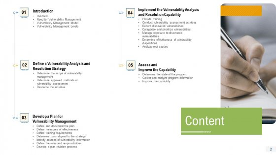 Company_Vulnerability_Administration_Ppt_PowerPoint_Presentation_Complete_Deck_With_Slides_Slide_2