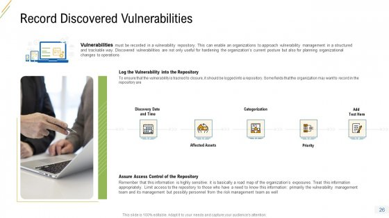 Company_Vulnerability_Administration_Ppt_PowerPoint_Presentation_Complete_Deck_With_Slides_Slide_26