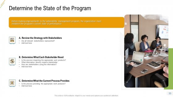 Company_Vulnerability_Administration_Ppt_PowerPoint_Presentation_Complete_Deck_With_Slides_Slide_33