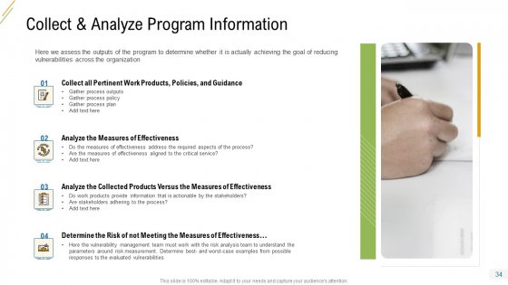 Company_Vulnerability_Administration_Ppt_PowerPoint_Presentation_Complete_Deck_With_Slides_Slide_34